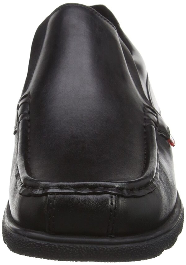 Kickers Fragma Slip On Mens Leather Shoes