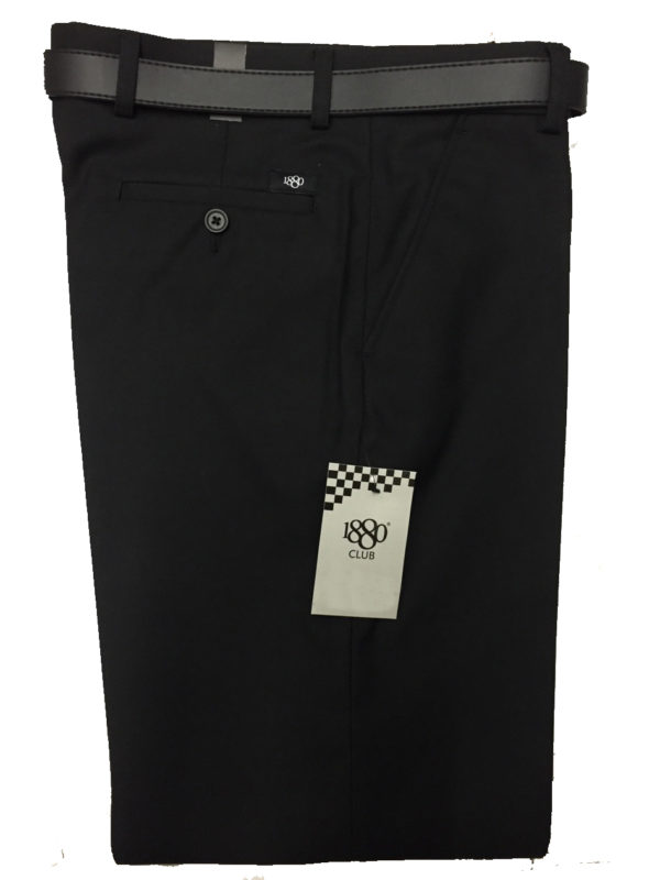 Black 1880 Club Super Skinny Fit Youth Trousers