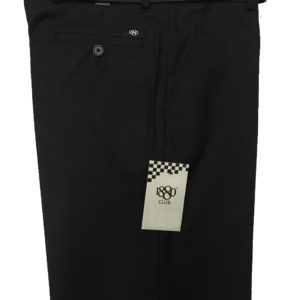 Black 1880 Club Youth Skinny Fit Trousers