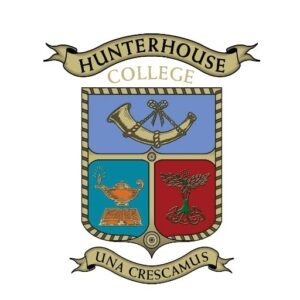 Hunterhouse College Overcoat