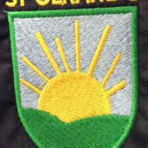 St Gerard's Sun Badge Sweatshirt