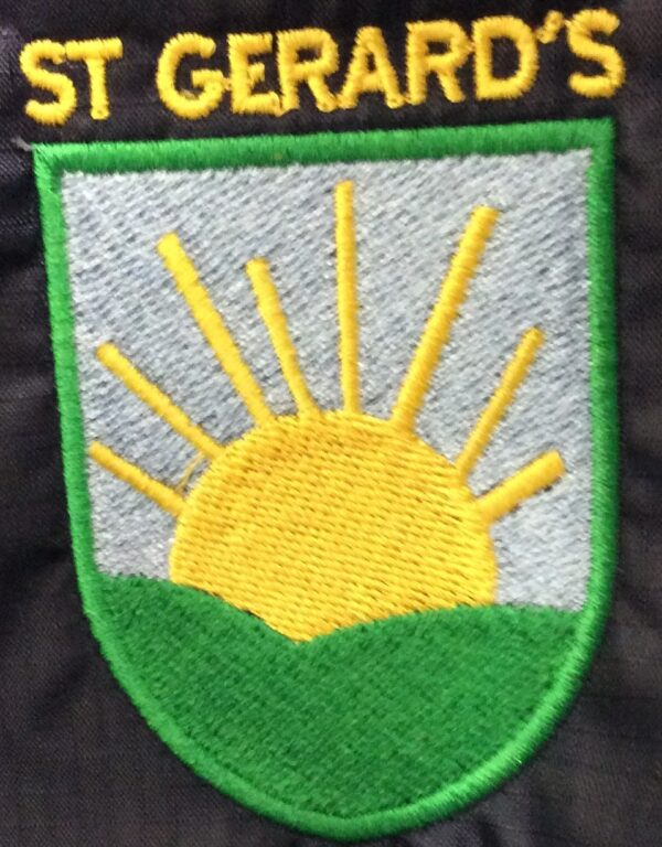 St Gerard's Sun Badge Coat