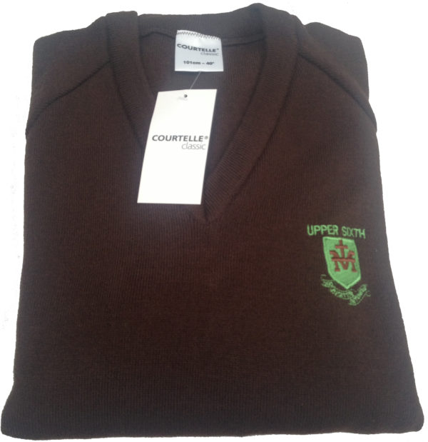 St. Louise's Comprehensive College Pullover