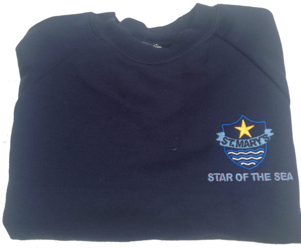 St Mary's Star of the Sea Sweatshirt