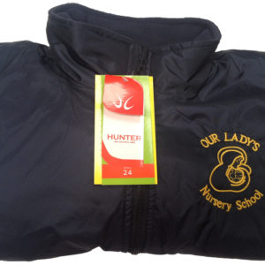 Our Lady's Deanby Nursery Coat