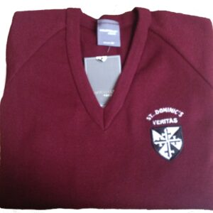 St Dominic's High School Pullover