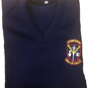 St Genevieves High School Pullover Senior