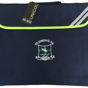 St Joseph's Crumlin book bag