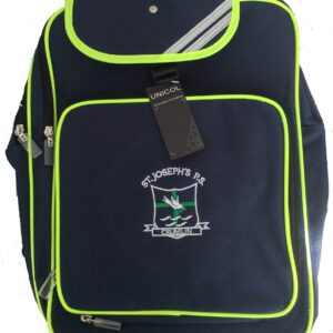 St Joseph's Crumlin School Bag- Large Backpack