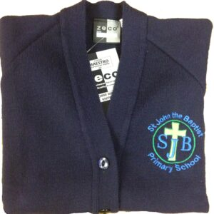 St John The Baptist Cardigan