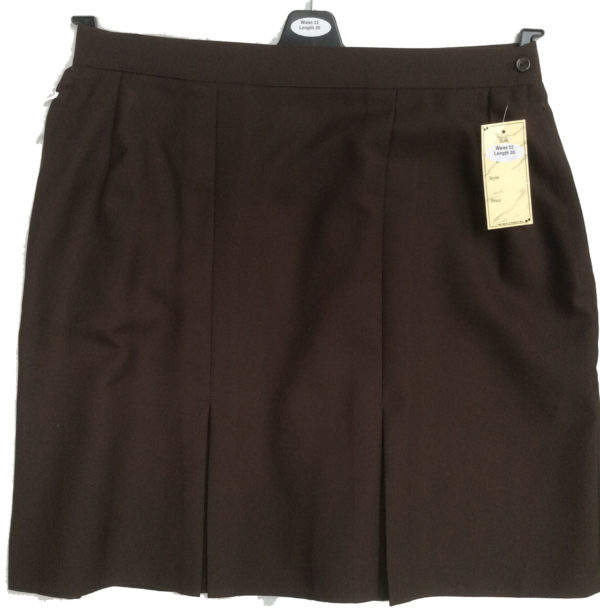 St Louise's Senior School skirt