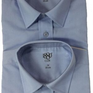 Blue School Shirts Twinpack - 1880 Club
