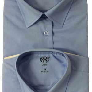 Blue Girls Blouses Twinpack - 1880 Club